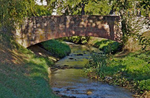 Benediktushof Brücke